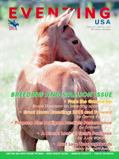 Eventing USA_Issue102013_Cover
